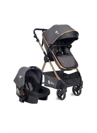 4 Baby 4 Baby Safran Gold Premium Travel Sistem Bebek Arabası AB-500 fs4 Antrasit